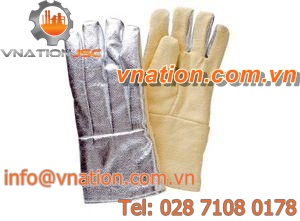 work gloves / thermal protection / cotton