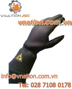 welding gloves / insulated