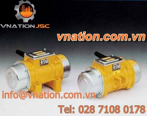 electric vibrator / for concrete / direct current