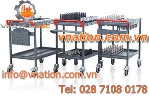 transport cart / shelf / tool-holder