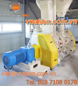 rotor-stator mixer / paddle / batch / for the chemical industry
