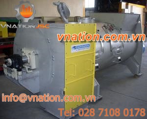 rotor-stator mixer / paddle / continuous / for the mining industry