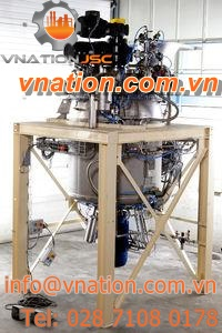 rotor-stator mixer / batch / for the food industry / for the chemical industry