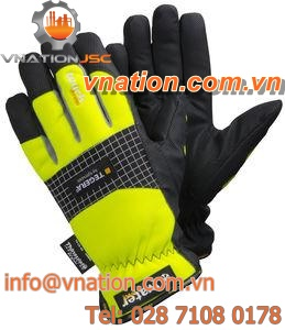 work gloves / wear-resistant / polyester / for the automotive industry