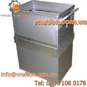 storage cart / platform / 2 levels / multipurpose