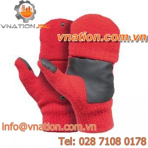 work gloves / cold weather / wool / non-slip