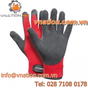 work gloves / cold weather / breathable / grasping