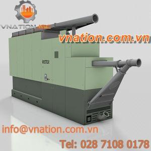 textile fiber mixer / screw / continuous / for the textile industry