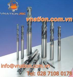 solid drill bit / carbide