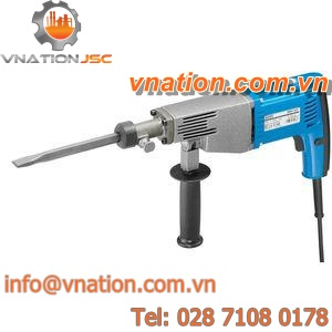 electric chipping hammer / for construction
