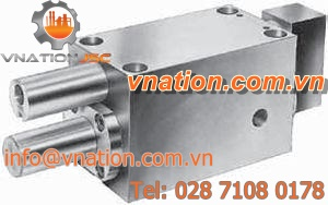 pneumatic tailstock / for conventional lathes