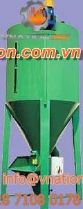 screw mixer / batch / vertical / for powders