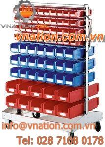storage cart / shelf / container