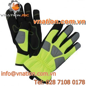 handling gloves / wear-resistant / nylon