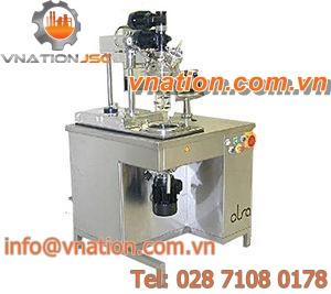 rotor-stator mixer / batch / laboratory / vertical