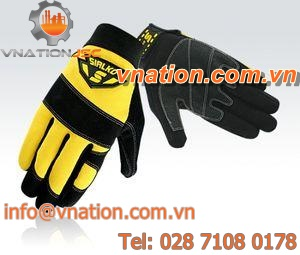 work gloves / chemical protection / breathable