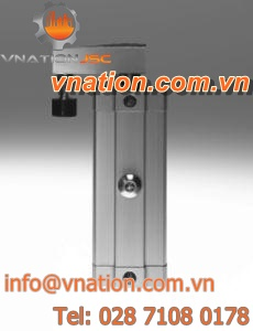 square clamping cylinder