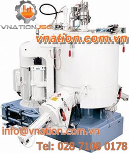 batch mixer / high-shear / for powders / clean-in-place (CIP)