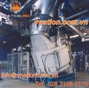 screw mixer / batch / laboratory / vacuum