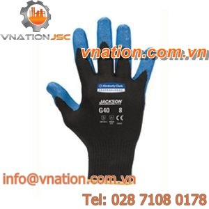 work gloves / anti-perforation / nitrile