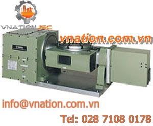 CNC tilting rotary table / for milling / rotating