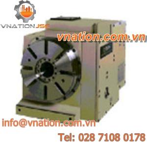 automatic tilting rotary table / EDM / horizontal
