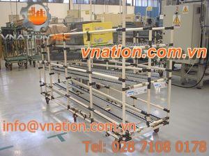 handling cart / shelf / for fragile products