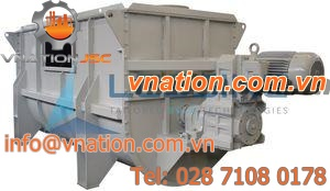 rotor-stator mixer / batch / solid/liquid / with heat exchanger