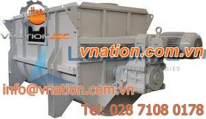rotor-stator mixer / batch / solid/liquid / with heat exchanger