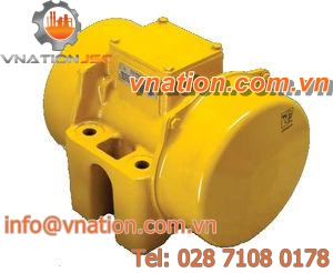 electric vibrator / for concrete / rotary