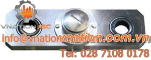 shear beam load cell / beam type / for wire rope tension / strain gauge