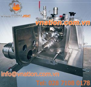 screw mixer / batch / clean-in-place (CIP)