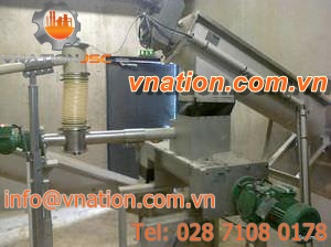 batch mixer / for sludge and lime / stainless steel