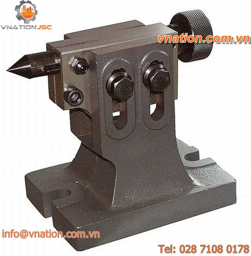 conventional lathe tailstock