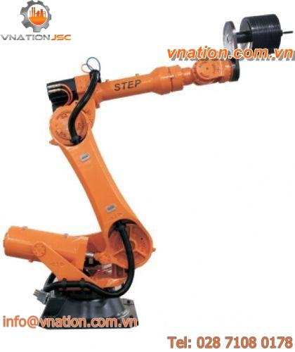 articulated robot / 6-axis / palletizing / handling