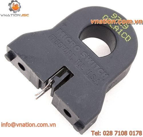 open-loop Hall effect current sensor / board-mount / solid-core