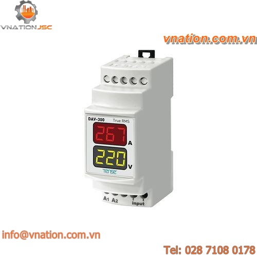 AC current measuring device / voltage / transformer / TRMS