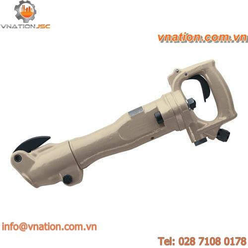 pneumatic breaker / hand-held