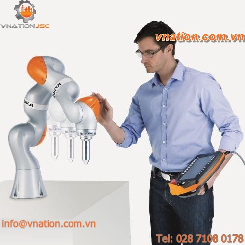 articulated robot / 7-axis / inspection / packaging