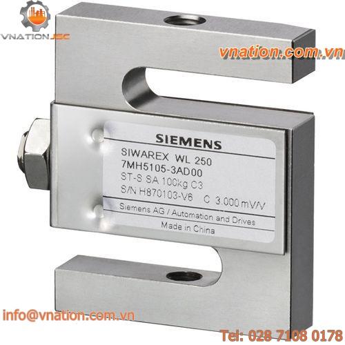compression load cell / tension / tension/compression / S-beam