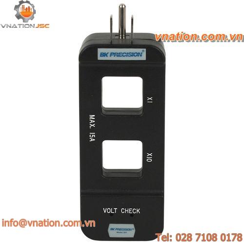 Hall effect current sensor / AC / clamp