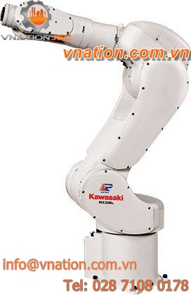 articulated robot / 6-axis / handling / clean-room