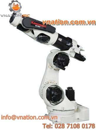 articulated robot / 6-axis / handling / spot welding