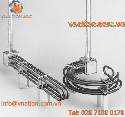 immersion heater / fuel oil / convection