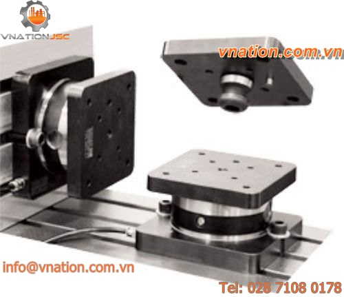 rapid zero-point clamping cylinder / countertop / square
