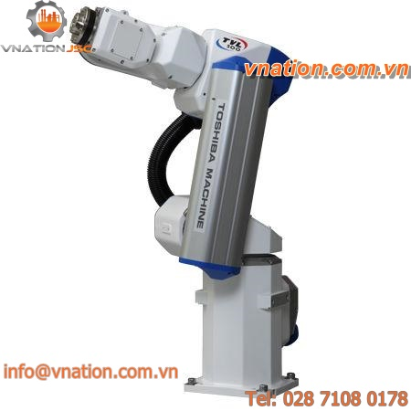 articulated robot / 6-axis / pick-and-place