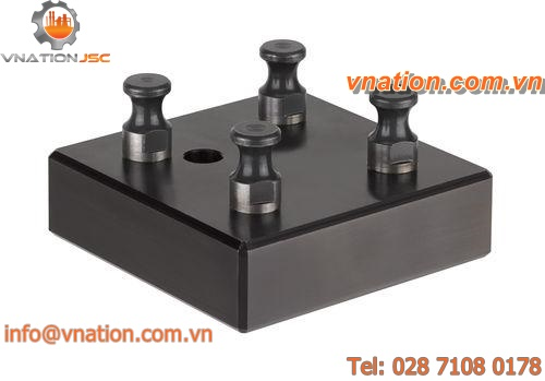 interchangeable pallet zero-point clamping system / mechanical