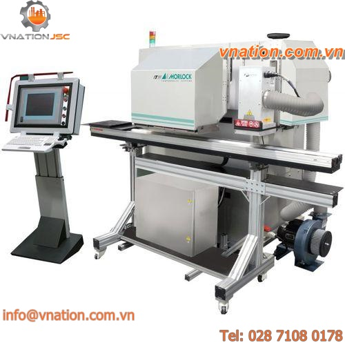 ITW MORLOCK Inkjet Printing Machine / Six-color / For Paper / For