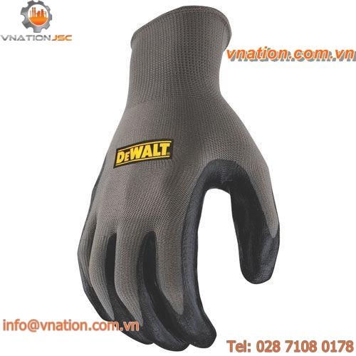 handling glove / anti-cut / polyester / nylon