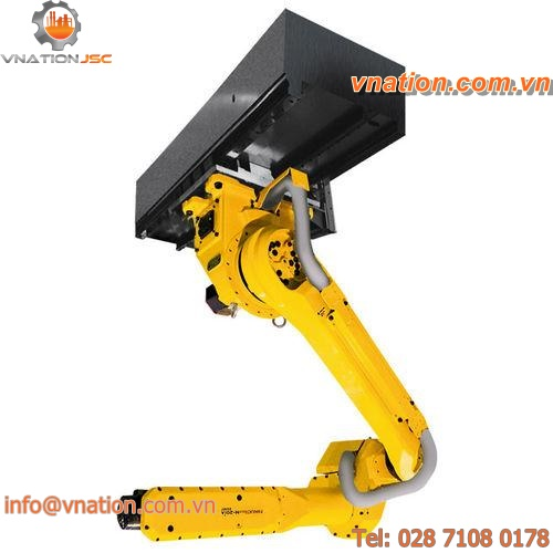 articulated robot / 6-axis / handling / loading